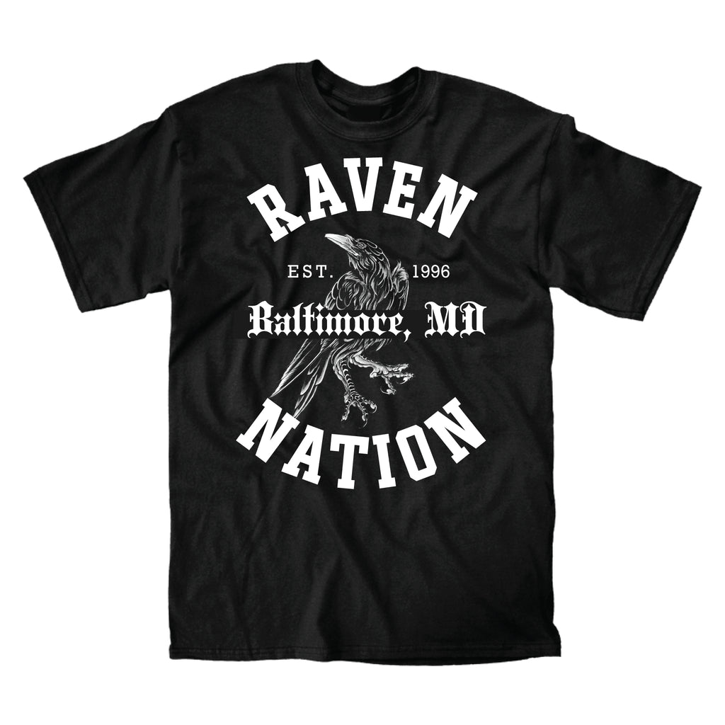 Raven Nation Shirt - Super Fan Style - 1