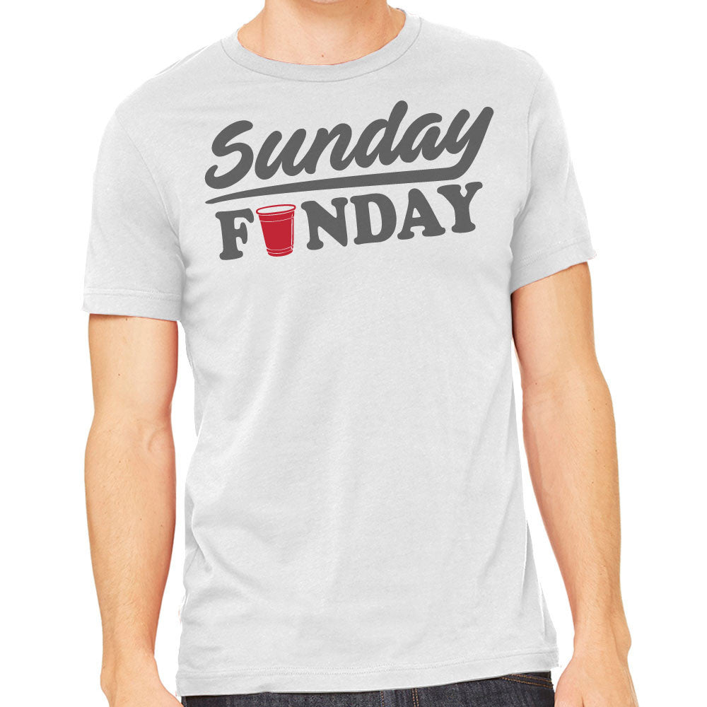 Men's Shirt - Sunday Funday Shirt