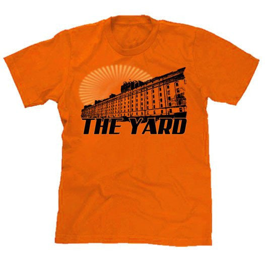 Men's Shirt - The Yard Baltimore Baseball T-Shirt