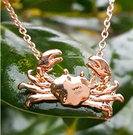 Necklace - Maryland Crab Necklace