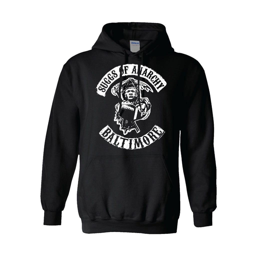 Suggs of Anarchy (Hoodie) - Super Fan Style - 1