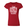 Women's Shirt - Best Hon In Balmer Shirt