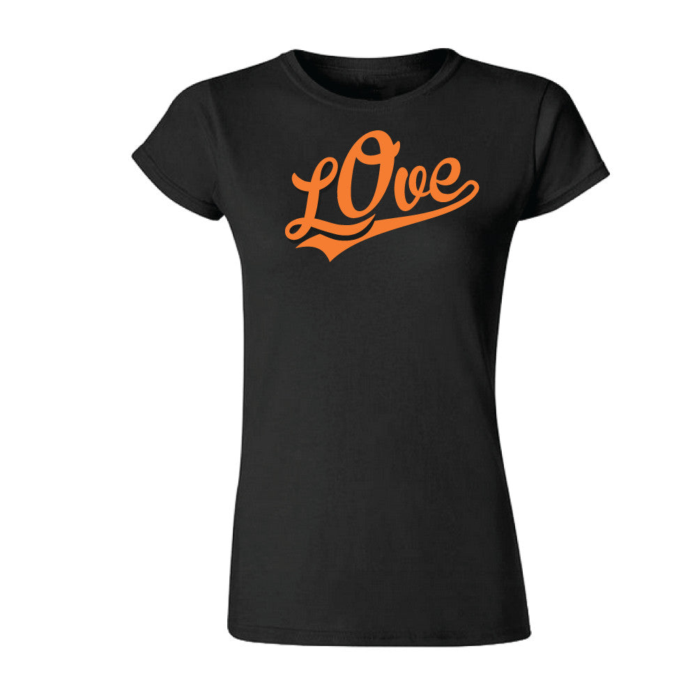 Women's Shirt - LOve Baseball Shirt
