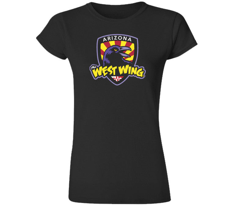 Women's Shirt - The Official West Wing Arizona Women's T-Shirt