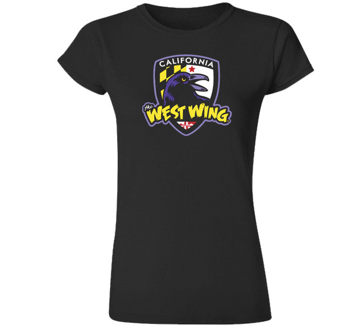 Women's Shirt - The Official West Wing L.A. Women's T-Shirt