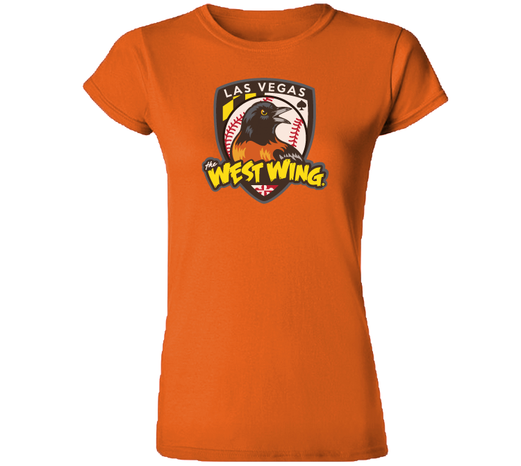 Women's Shirt - The Official West Wing Las Vegas Oriole Women's T-Shirt