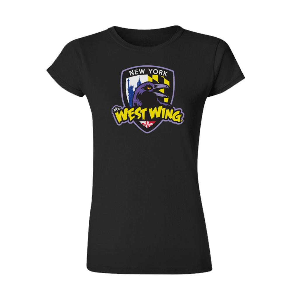 Women's Shirt - The Official West Wing New York Ravens Women's T-Shirt