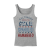 Star Spangled Hammered (Heather Gray) - Super Fan Style - 1