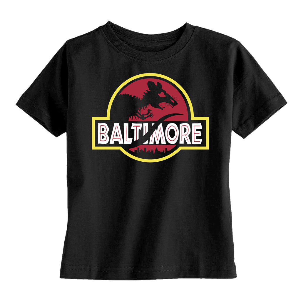 Youth Shirt - Jurassic Baltimore (Youth)