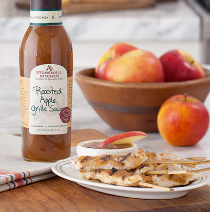 Roasted Apple Grille Sauce