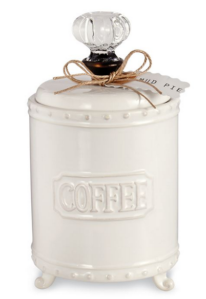 Door Knob Coffee Canister