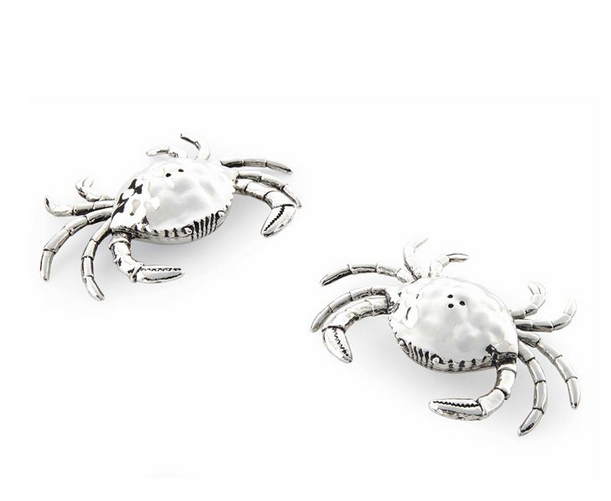 Crab Salt and Pepper
