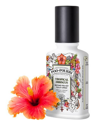 Tropical Hibiscus Poo Pourri
