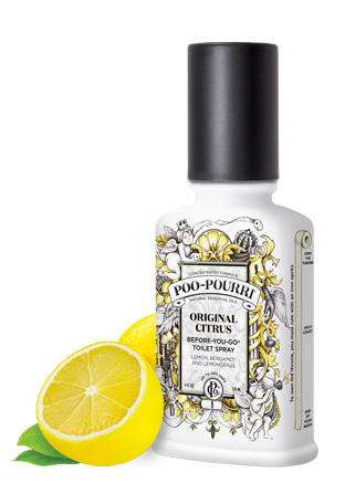 Original Citrus Poo Pourri