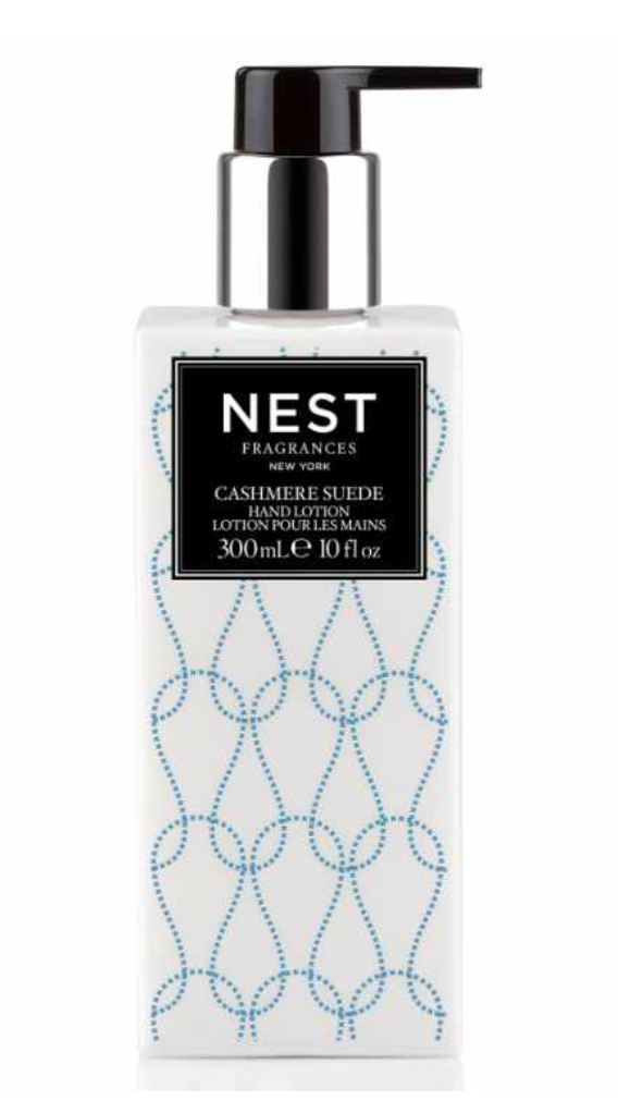 Nest Cashmere Suede Hand Lotion