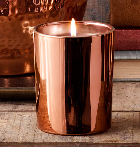 Simmered Cider Votive Candle by Thymes