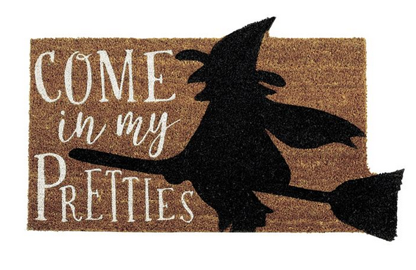 Come In My Pretties Door Mat