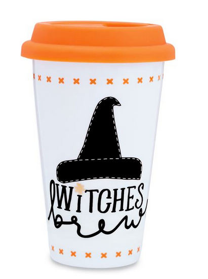 Halloween Travel Mugs By Mud Pie