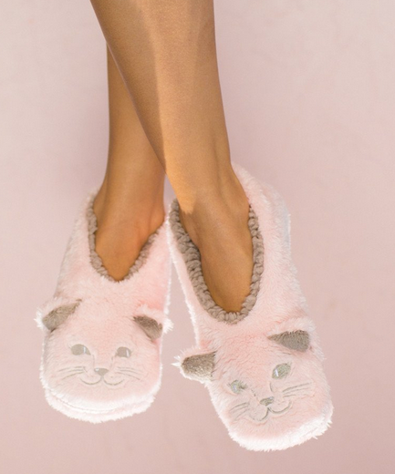 Cat Nap Cozy Cute Footsies