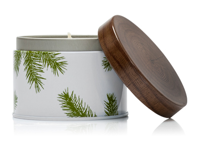 Frasier Fir Candle Tin by Thymes