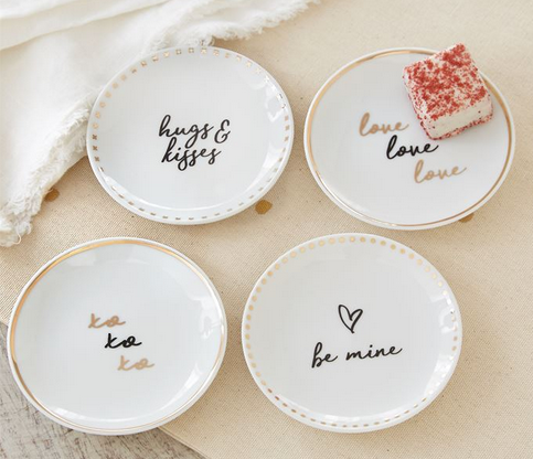 Xoxo Trinket Dishes