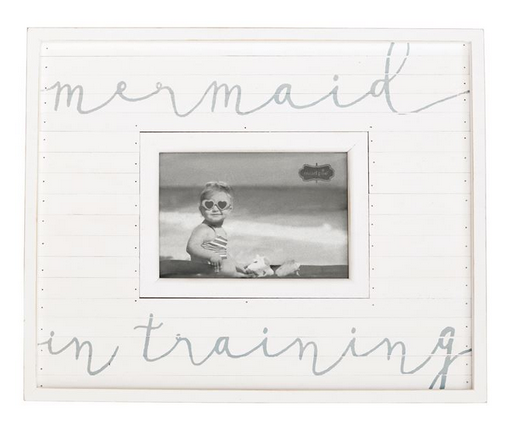 Mermaid In Training Frame