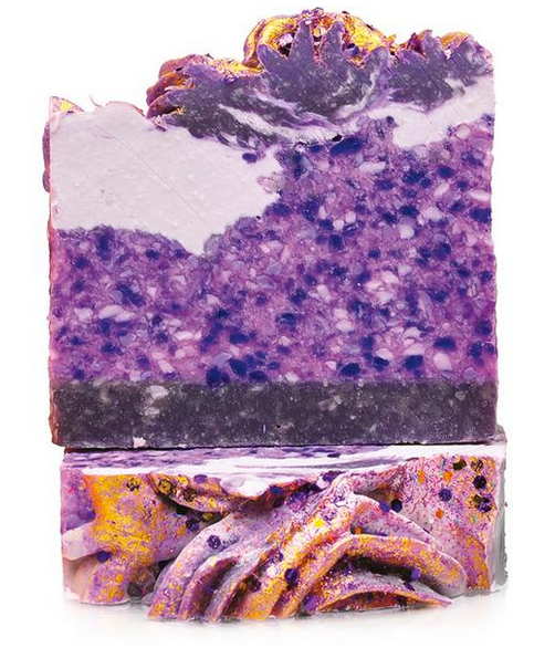 Handcrafted Vegan Soap - Grapes of Bath