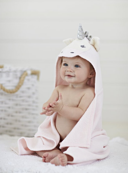 Bath Wrap Towel - Unicorn