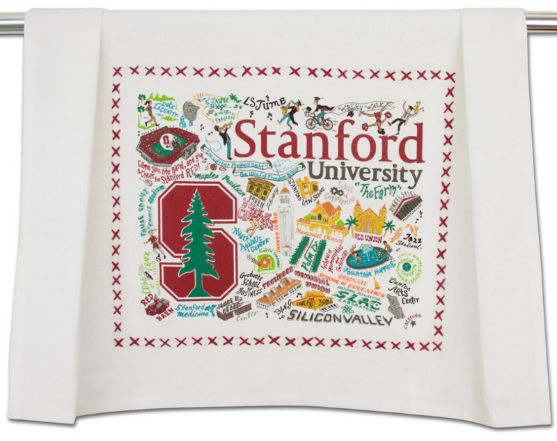 Stanford University Dish Towel
