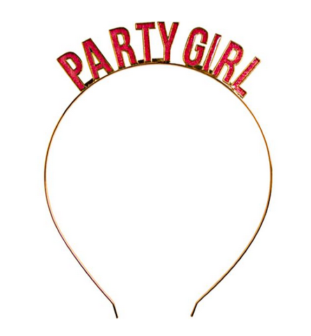 Party Girl Headband by Slant