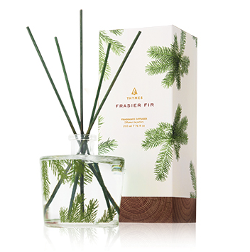 Frasier Fir Pine Needle Reed Diffuser by Thymes