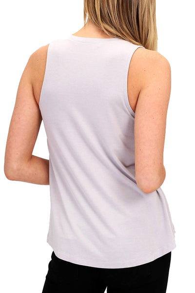 Basic Scoop Neck Tank Top