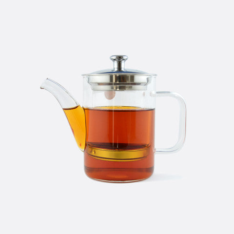 Becker Glass Teapot