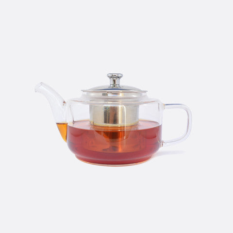 El Glass Teapot