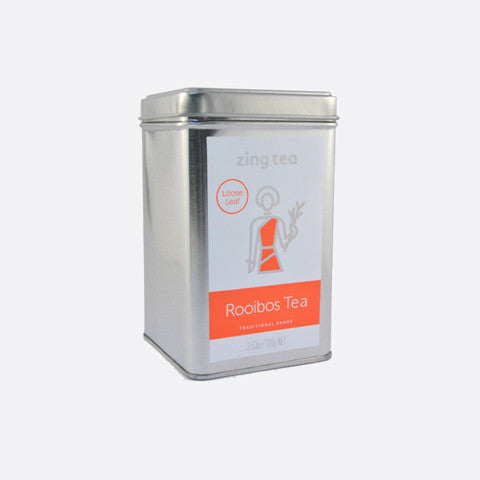 Zing Rooibos Tea </br> Loose Leaf - 100g NET