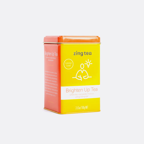 Zing Brighten Up Tea <br /> Loose Leaf - 100g NET