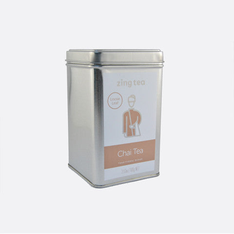 Zing Chai Tea </br> Loose Leaf - 100g NET