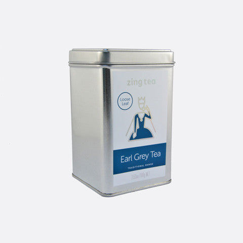 Zing Earl Grey Tea </br> Loose Leaf - 100g NET