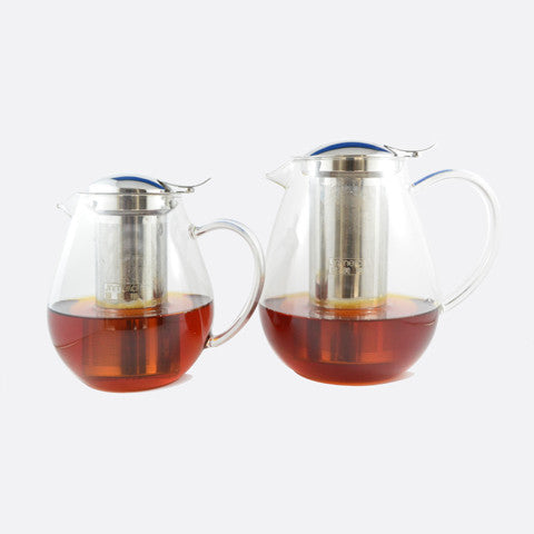 Chic Glass Teapot (large)