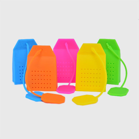 Tea bag Infuser <br />Assorted colours