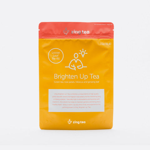Zing Brighten Up Refill</br> Loose Leaf - 100g NET