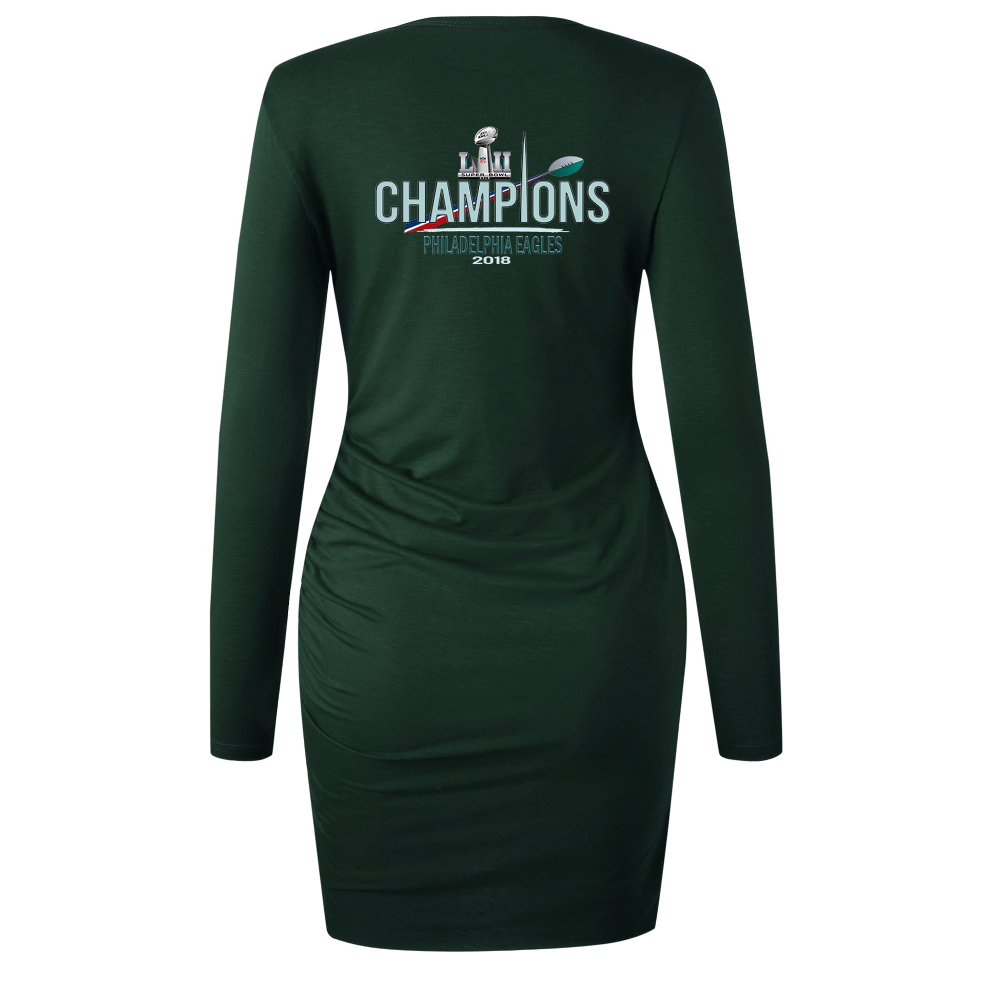 Philadelphia Eagles_Women's Dresses