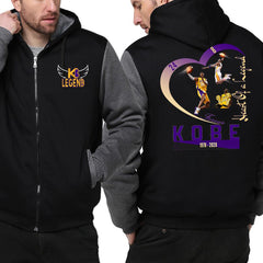 """Heart of a Legend""Kobe Bryant Jacket