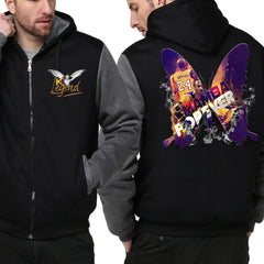 "Kobe Bryant Jacket|Kobe""Mamba Forever""Pullover Hoodie
