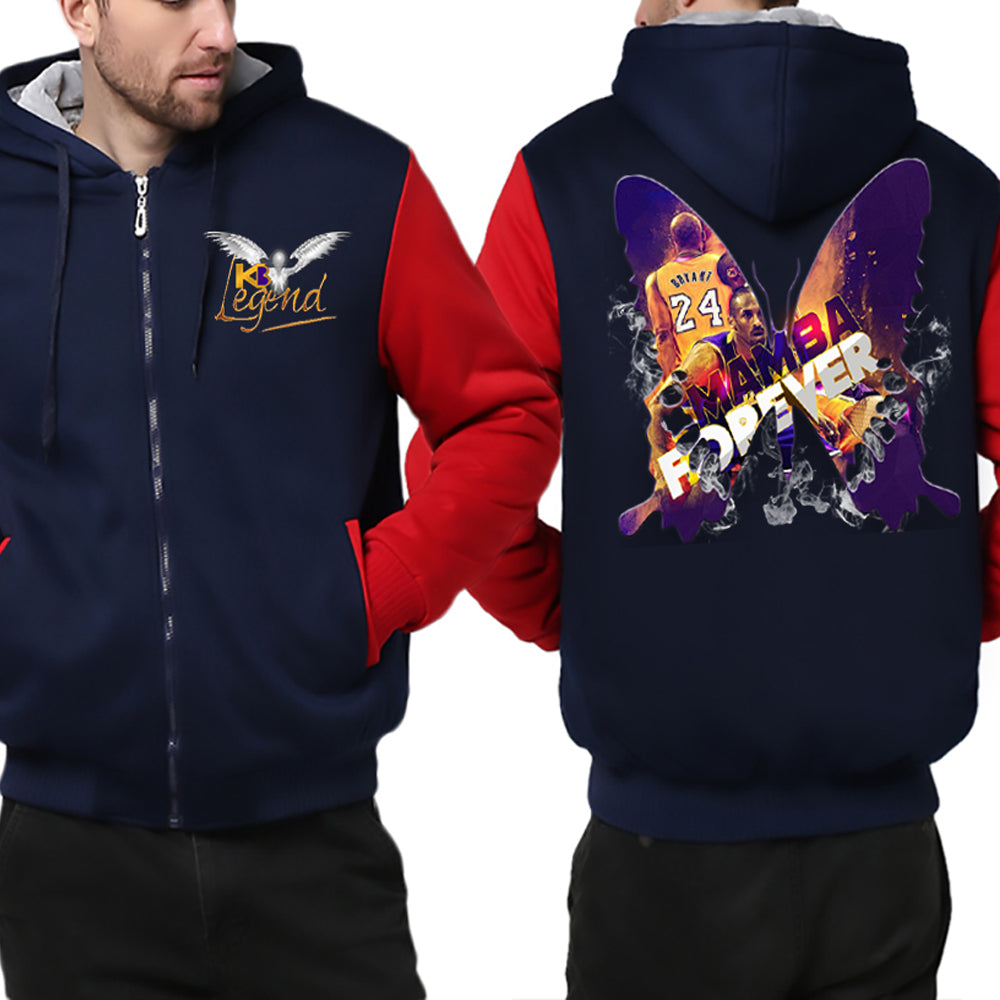 kobe Bryant jacket mens womens