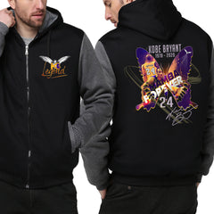 "Signed ""Mamba Forever""Kobe Jacket