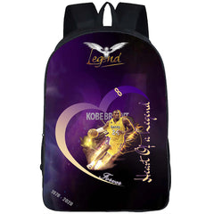 3D Kobe Bryant Backpack|Backpacks for School|Laptop Backpack|Backpacks For Men Women