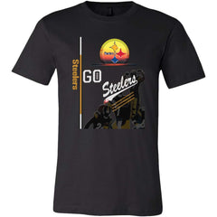 """Go Steelers"" Pittsburgh Steelers Shirt