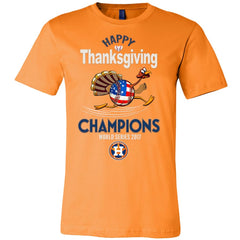 Astros Champions 2017 Thanksgiving Mens Shirt (14 Colors)