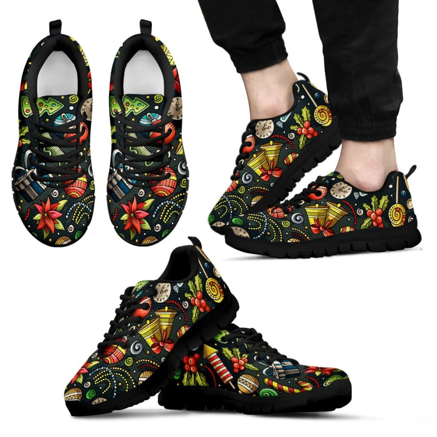 Christmas Ornaments Sneakers For Men - Mens / US5 (EU38)